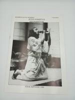 Jézus Krisztus szupersztár c. kiadvány 1986.