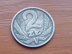 LENGYEL 2 ZLOTY 1976