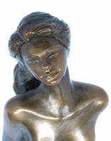 """Czobor Sándor """"Szalagos akt"""" c. lenyűgöző bronzszobor ingyenes házhoz szállítással"""