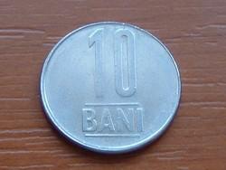 ROMÁNIA 10 BANI 2005