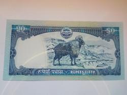 Nepál  50 rupees 2008 UNC