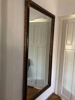 Nagy méretű tükör
