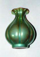 Zsolnay eozin váza eladó