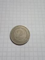 Szép  2 Forint 1964 !