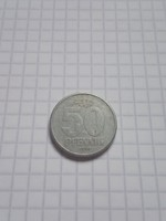 """50 Pfennig 1958 """" A """" !   NDK !"""