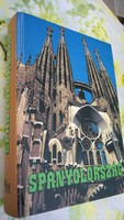 Spanyolország Panoráma útikönyv 1985