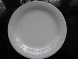 GRÁNIT barokkos, gyöngyös, girlandos kis tányér,kistányér