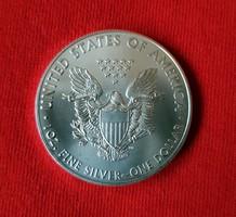 Szín ezüst 1dollár