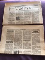 2 db Ország-világ újság 1927-ből