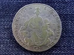 II. József ezüst 1/2 Tallér 1787 A (id6121)