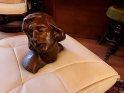 Női -Fej szobor eladó!