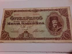 1945-ös 50 Pengő