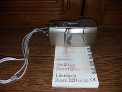 Nikon Lite Touch Zoom 120 ED QD  Fényképezőgép
