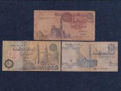 3 db egyiptomi piaszter/id 6592/