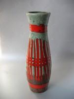 Retro asztali váza (32,3 cm)