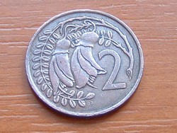 ÚJ-ZÉLAND NEW ZEALAND 2 CENT 1967