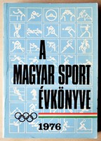 A magyar sport évkönyve 1976