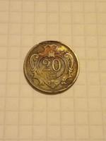 20 Heller 1895 !!