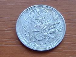 OLASZ 100 LÍRA 1945-1995 ND F.A.O.