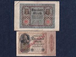 2 db német márka (id6371)
