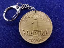 Fabatka kulcstartó/id 4235/