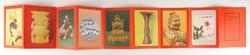 0V479 Kelet-Ázsiai Gyűjtemény képeslapok 8 darab