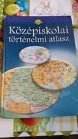 Középiskolai történelmi atlasz eladó!
