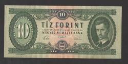 10 forint 1957.  aUNC!!