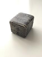 Antik gyűrű tartó doboz