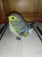 Porcelán cinege madár.