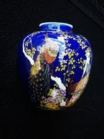 Gyönyörű porcelán teafű tartó doboz
