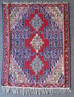 0V202 Kézi torontáli jellegű szőnyeg 124 x 172 cm