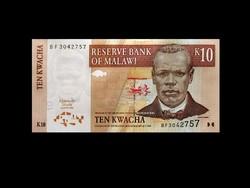 UNC - 10 KWACHA - MALAWI - 2009