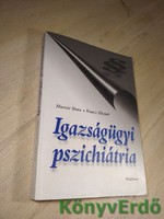 Huszár Ilona, Kuncz Elemér: Igazságügyi pszichiátria