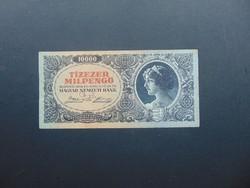 10000 milpengő 1946 Szép ropogós bankjegy