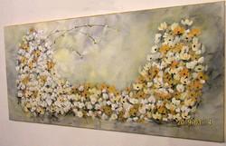 Tavasz (50x100 cm)