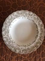 12 db angol fajansz tányér a 20. sz. elejéről eladó