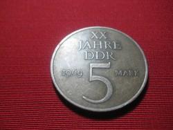 5 NDK márka  a megalakulás  XX . évfordulójára