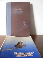 Ifj. Tildy Zoltán- Vértse: Erdő- mező madarai