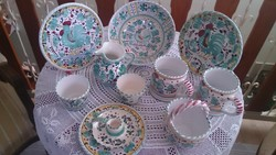 Olasz kerámia gyűjtemény