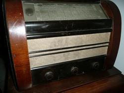 Orion Typ 440 antik rádió 1951-ből teljesen ép állapotban