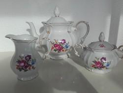 Német porcelán készlet
