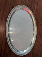 Gebrüder Kuhn  ezüst süteményes tálca ! 501 gr