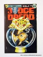JUDGE DREDD  /  Eagle Comics NO. 10  /  Külföldi KÉPREGÉNY Szs.:  9718
