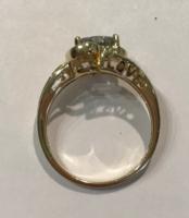 Arany női gyűrű ( 10 K )