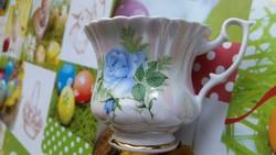 Gyönyörű, rózsás, porcelán csésze eladó!