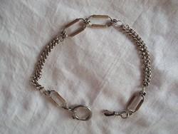 Gyönyörű antik Ezüst Zsebóra lánc