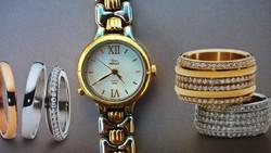 Gyönyörű női Timex karóra eladó