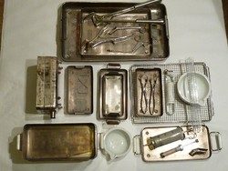 Régi orvosi eszközök