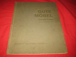 Gute  Möbel     /  Jó  bútorok   /1936.     246  felvétel